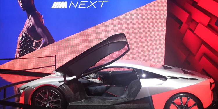 BMW Vision M Next car