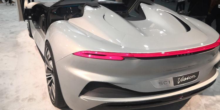 Karma SC1 Vision Concept rear