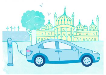 Electric Brighton is a community initiative to encourage the transition to ULEVs in Brighton & Hove