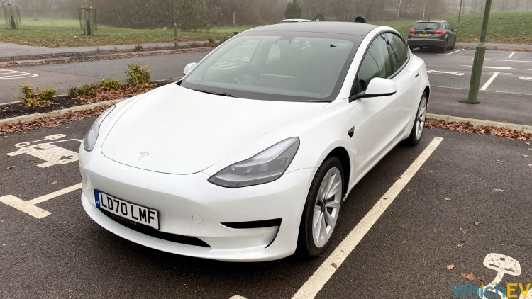 Premium cars like the Tesla Model 3 are no longer eligible for the UK Plug-in Car Grant.