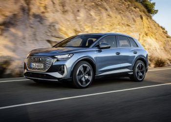 Could the drivetrain in the dual-motor Audi Q4 e-tron make its way to the ID.4 GTX?