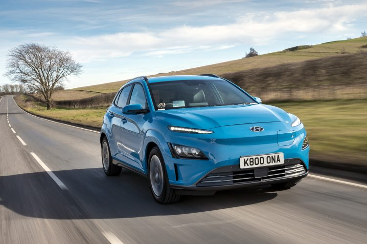 You can still buy a Hyundai Kona with 300 miles of range and receive the plug-in grant.